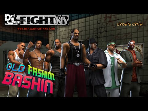 Old Fashion Bashin: Def Jam - Fight For Ny! video