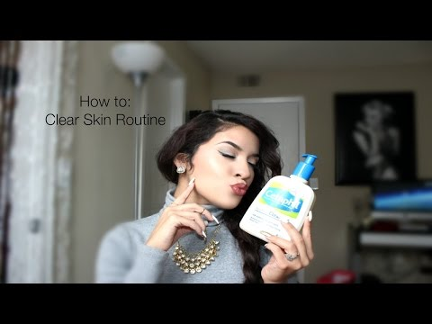 How To: Get Clear Skin - My Skincare Products
