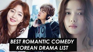 MY BEST KOREAN DRAMA SERIES - GENRE : ROMANTIC COMEDY DRAMA ( TOP 40 LIST ) PART - 1