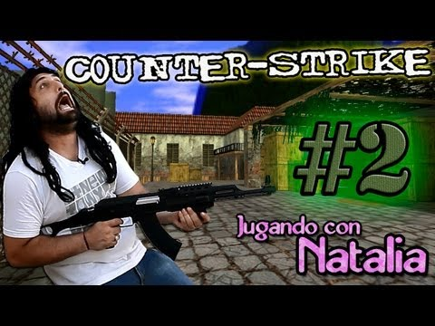 Insultando Desconocidos - Counter Strike 1.6 #2