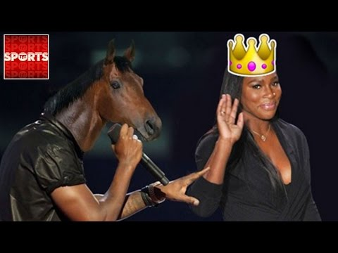 People Are PISSED A Horse Didn't Win Sportsperson of the Year [But Did Serena William Deserve It?]