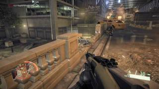 Crysis 2 : NEW Gameplay - TV Episode 2