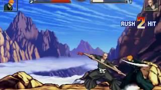 Bleach Mugen - M.U.G.E.N Fighting Game Engine