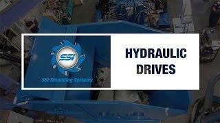 SSI Technology - Hydraulic Shredder Drives