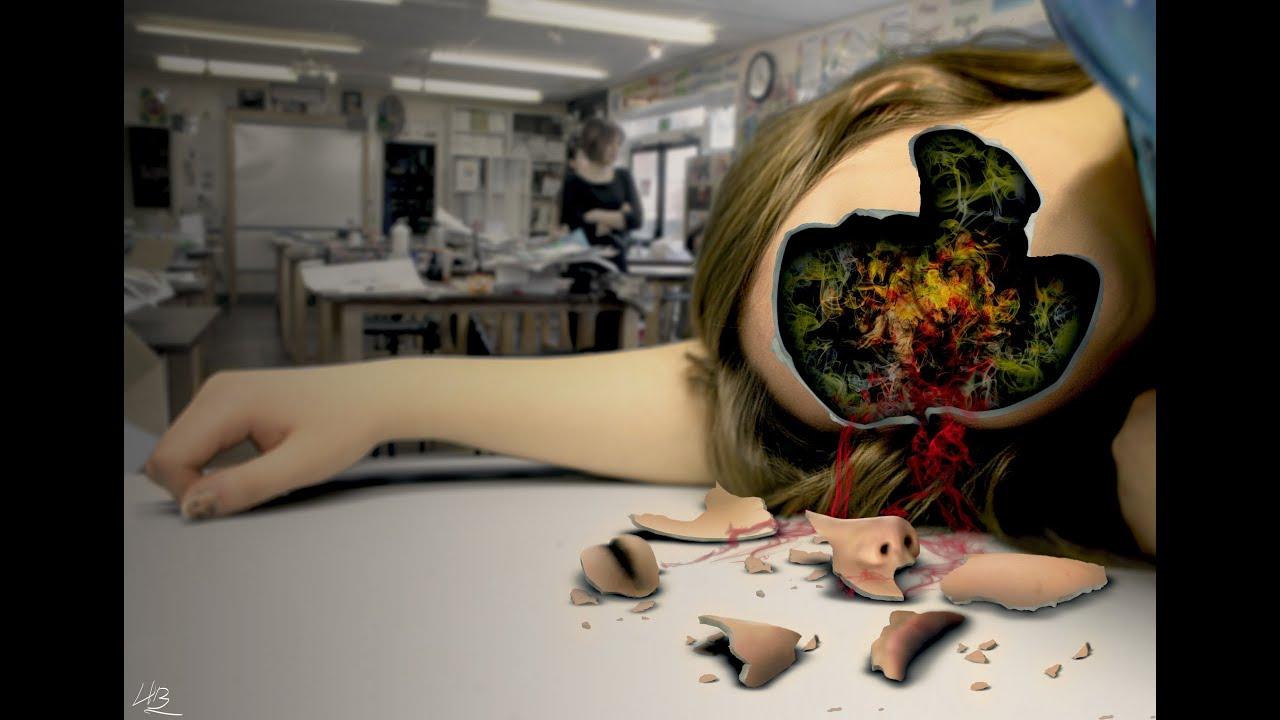 gcse art coursework
