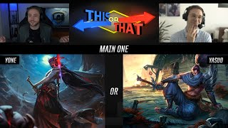 This or That | Let's Avoid That on the Internet