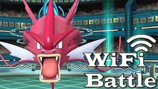 Pokemon Let's Go Pikachu & Evoli WiFi Battle: OUTPLAYED!
