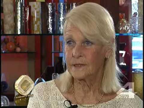 "Ben ""Bugsy"" Siegel's Daughter Speaks - YouTube"