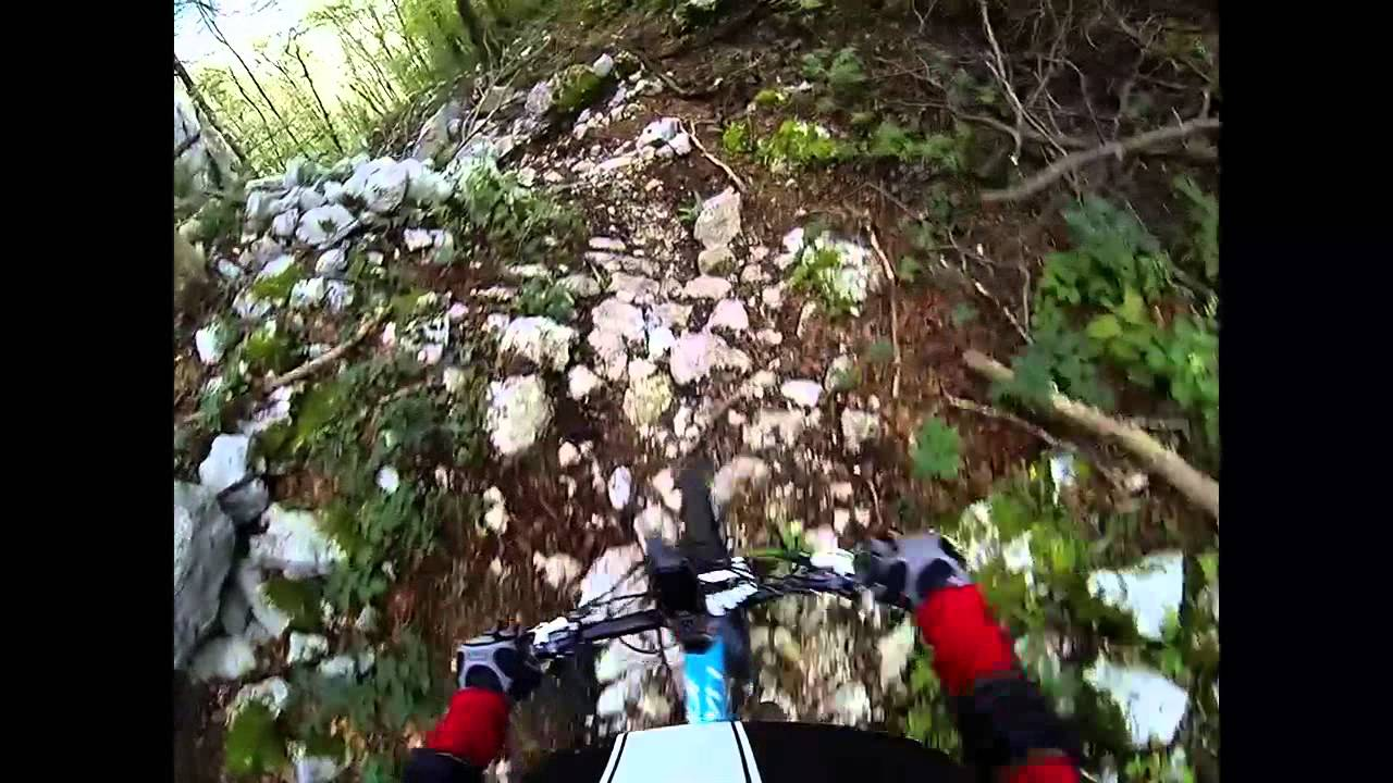 sullas stol ~ stol,a ride on the ridge trail (the way to kobarid)  youtube