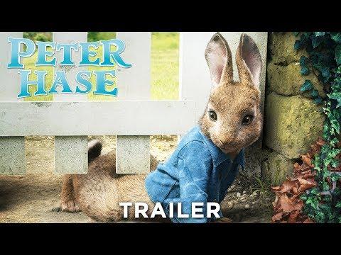 Peter Hase - Trailer C (FSK 0) - Ab 22.3.2018 im Kino!