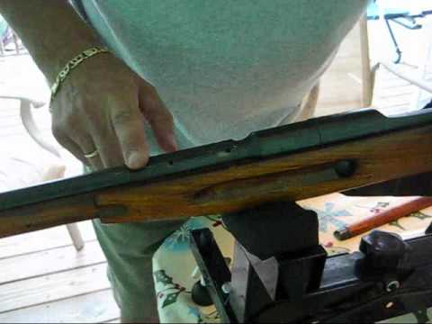 Installing LER scope (scout scope) on Mosin Nagant 91/30 or 91/59