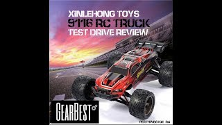XINLEHONG 9116 1/12 SCALE RC TRUCK TEST DRIVE REVIEW