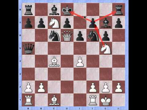 Bastiaan playing the Smith Morra gambit (Sicilian): the benefits of quick development (annotated)