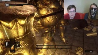 Local Jellyfish forces Marshal to play Dark Souls Remastered