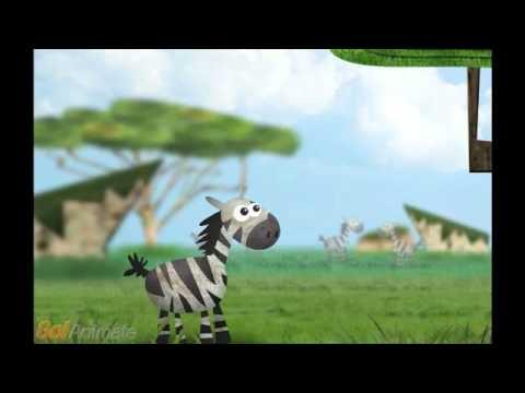 two gay zebras thumbnail
