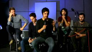 Young The Giant - Interview part 2 (Last.fm Sessions)