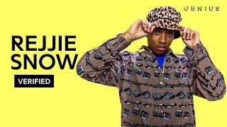 "Rejjie Snow ""Egyptian Luvr"" Official Lyrics & Meaning   Verified 5.4 MB"