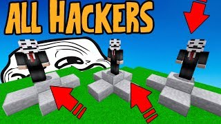 HACKER ONLY HUNGER GAMES! LOSERS GET PERM BAN! (Catching Hacker Games)