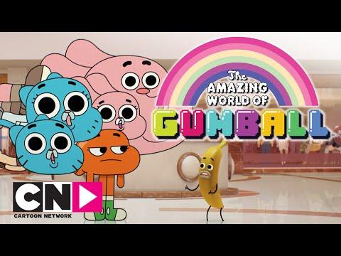 Удивительный мир Гамбола   Как рыба в воде   Cartoon Network