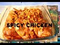 SUNDAY SPICY BAKED CHICKEN RECIPE | Chef Ricardo Cooking