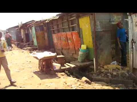 Kibera: &#039;A Glimpse into Slum Life&#039; AFRICA July 2009 &acirc;&brvbar; Africa&#039;s Largest Slum Only $284 will sponsor a child for a year in Kibera. This includes: Food/housing/...
