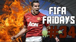 FIFA FRIDAYS #34 - MOOISTE GOAL OOIT!