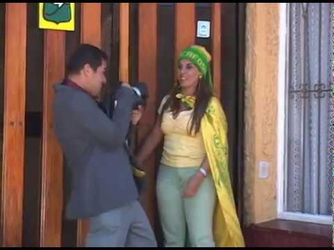 Santandereanos Filmación. Ordóñese De La Risa.