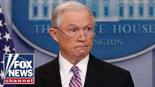 White House: No rush to find Sessions' permanent replacement