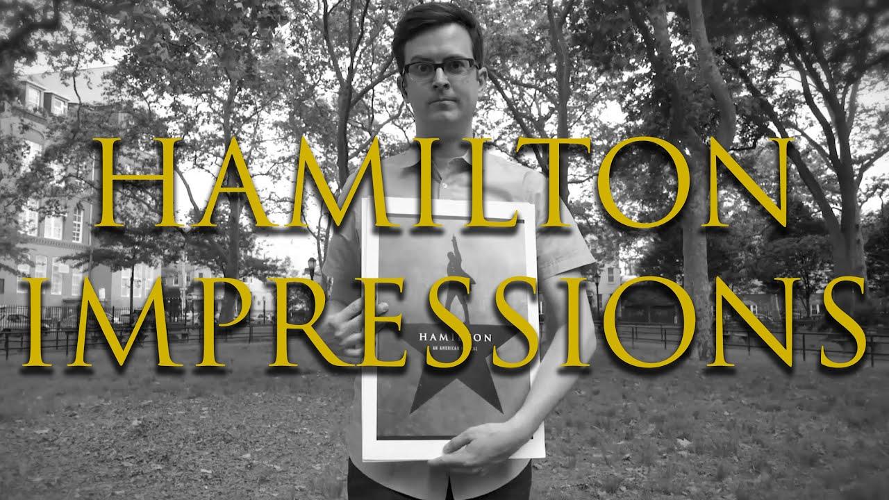 Hamilton Impressions: 14 Celebrities in Under 2 Minutes