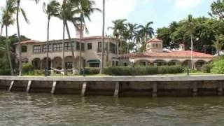 Tour of Millionaire's Row in Fort Lauderdale