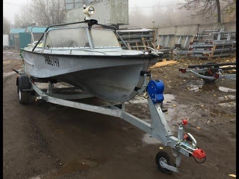 прицеп лодки арива