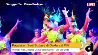 Download Lagu Tari Medley Nusantara Sanggar Vikan Budaya @JCC Senayan 200416 Gratis STAFABAND