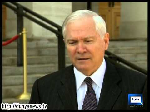 Dunya News-Obama not confident over his own war policy,Robert Gates