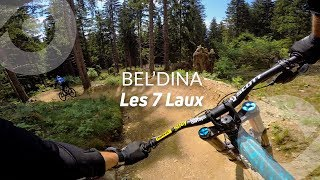 BEL'DINA, Les 7 Laux bike park, France