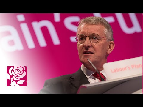 Hilary Benn MP's speech to Labour Conference 2014