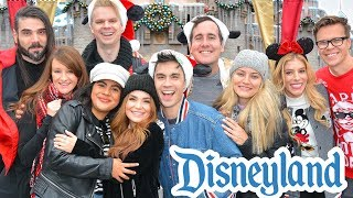 YouTubers Visit Disneyland!