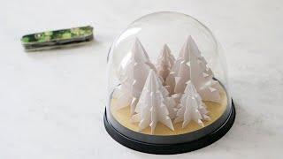 Origami Tree Video Tutorial