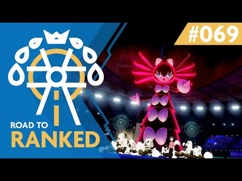 Road to Ranked #69 - Season 2 Rank #1 Team! | Competitive VGC 20 Pokemon Sword/Shield Battles