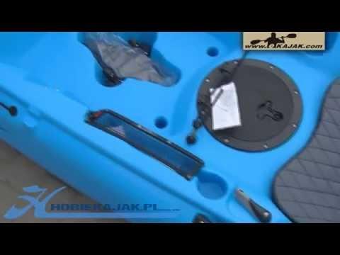 NEW Hobie Mirage Oasis 2011   Kajak mit Trettantrieb   Kajak z napędem nożnym