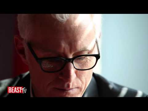 John Slattery On Getting Naked