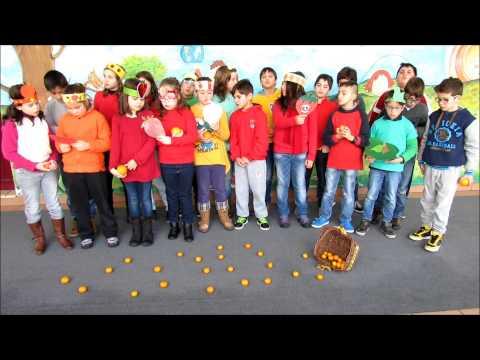 Her�is da fruta - Hino - Escola de Gavinho - Cortega�a, Ovar