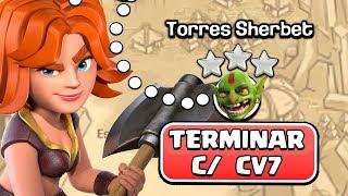 DO ZERO #15 FINALIZAR A CAMPANHA DOS GOBLINS COM CV7! CLASH OF CLANS