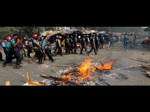 Abdul Kader Mullah Hangs: Leads to Violence in Bangladesh