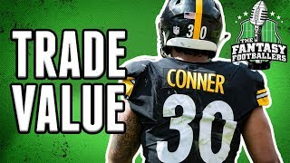 James Conner Fantasy Football Trade Value