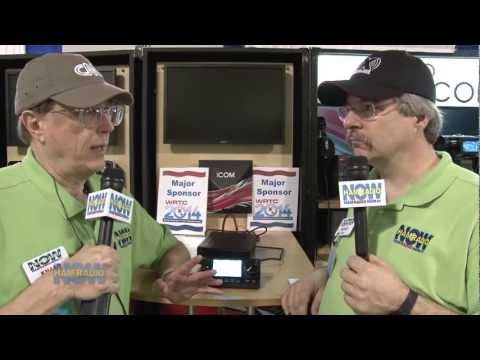 Episode 56: ICOM 7100 Hand's On at Orlando