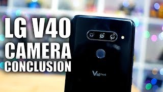 LG V40 Camera Review: Just the Conclusion