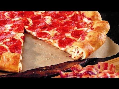 CarBS - Pizza Hut Bacon & Cheese Stuffed Crust