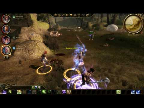Dragon Age Origins Part 79 How to get the Legenary Star Fang 720p