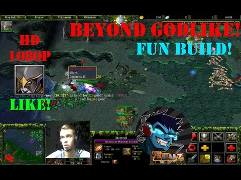 ★DoTa Morted - GamePlay | Guide★ Beyond Godlike! Fun Build!★