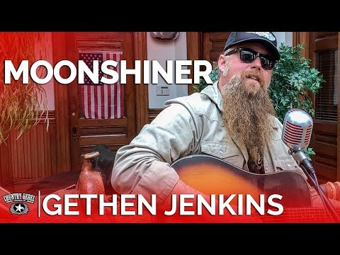 Gethen Jenkins - Moonshiner (Acoustic Cover) // Country Rebel HQ Sessions
